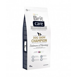 Brit Care Show Champion Salmon & Herring